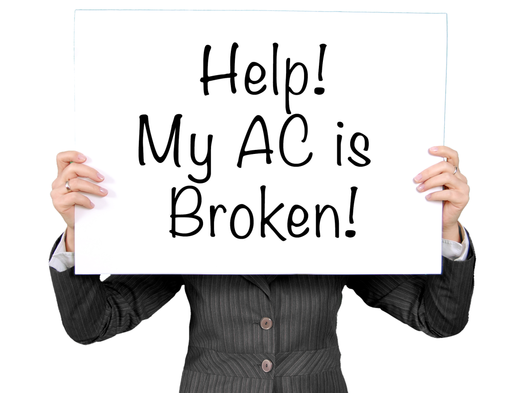 Primo AC and Heating Services - Contact Help Sign